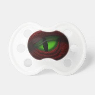 Ojo del dragón chupetes de bebe