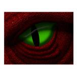Ojo del dragón postales