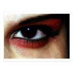 ojo del empeine postales
