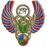 Ojo del escarabajo de Horus Fotoescultura Vertical