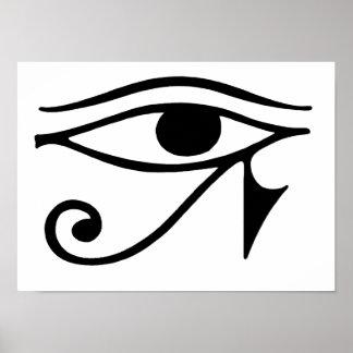 ojo del horus impresiones