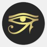 Ojo del horus pegatinas