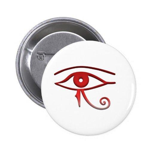 Ojo del horus pin