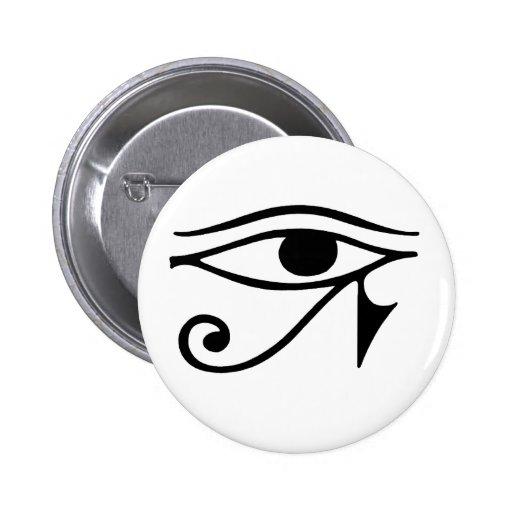 ojo del horus pins