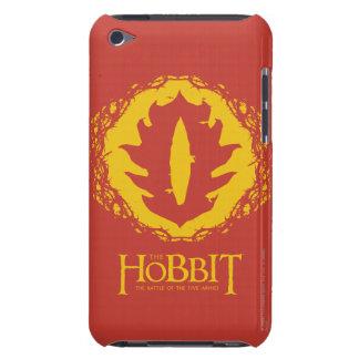 Ojo del icono de Sauron Case-Mate iPod Touch Cárcasas