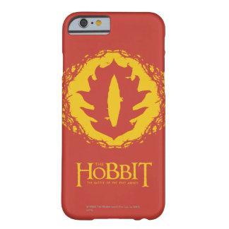 Ojo del icono de Sauron Funda Para iPhone 6 Barely There