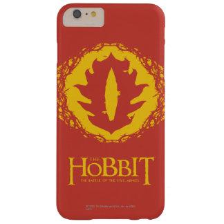 Ojo del icono de Sauron Funda Para iPhone 6 Plus Barely There