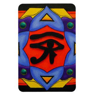 Ojo del imán superior de Horus Flexi