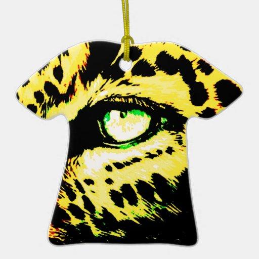 Ojo del leopardo ornamente de reyes