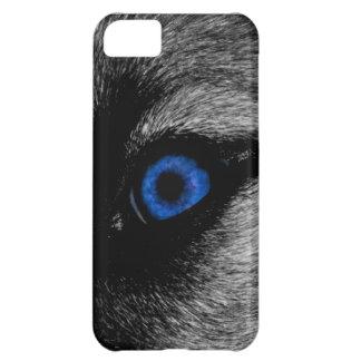ojo del lobo funda para iPhone 5C