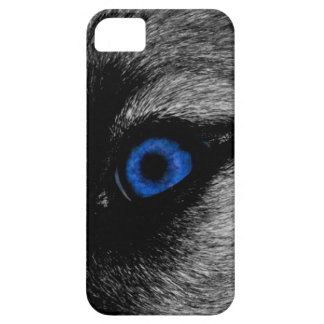 ojo del lobo iPhone 5 carcasa
