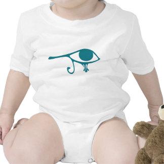 Ojo del Nilo de Horus Traje De Bebé