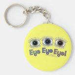 ¡Ojo del ojo del ojo! Llaveros Personalizados