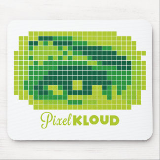 Ojo del pixel mouse pads