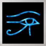Ojo del poster de Horus
