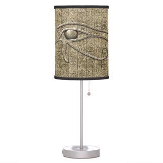 Ojo del Ra Lámpara De Mesilla De Noche
