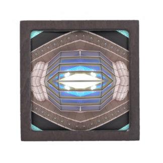 Ojo del robot - productos del arte del SciFi de Cr Caja De Joyas De Calidad