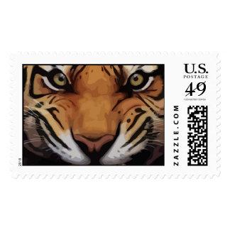 Ojo del sello del tigre
