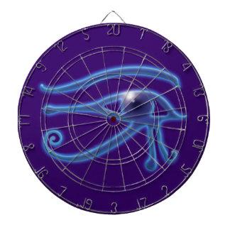 Ojo del símbolo antiguo de Wadjet del egipcio del