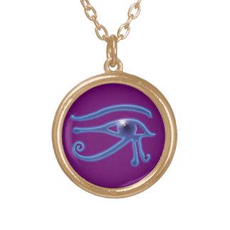 Ojo del símbolo antiguo de Wadjet del egipcio del Colgante Personalizado