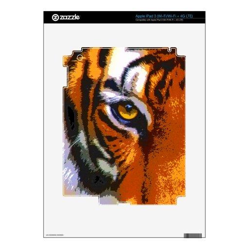OJO DEL TIGRE iPad 3 SKIN