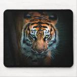 Ojo del tigre tapetes de raton