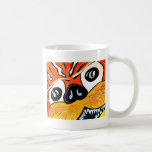 Ojo del tigre taza de café