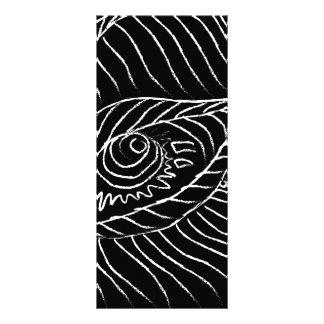 ojo diseños de tarjetas publicitarias