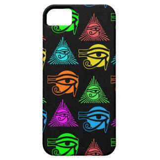 Ojo egipcio del caso del iPhone 5 de Horus Funda Para iPhone SE/5/5s