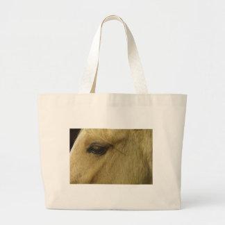 Ojo equino bolsa