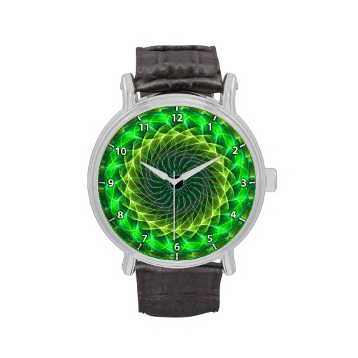 Ojo hipnótico - bio reloj