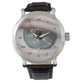 Ojo-Macro Relojes De Mano