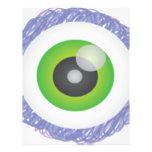 ojo membretes personalizados