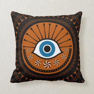 ojo misterioso cojín