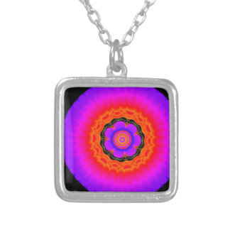 ojo ornament-1- colgante cuadrado