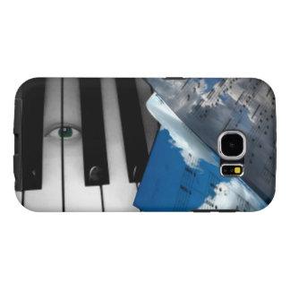 ojo para el caso Samsung de la música Funda Samsung Galaxy S6