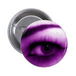 Ojo púrpura pin