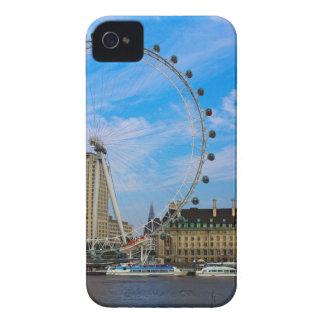 Ojo Reino Unido de Londres iPhone 4 Case-Mate Carcasa
