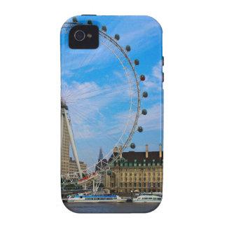 Ojo Reino Unido de Londres iPhone 4/4S Funda