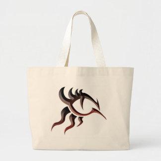 Ojo Tat del dragón Bolsa Tela Grande
