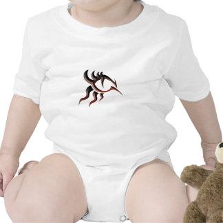 Ojo Tat del dragón Traje De Bebé