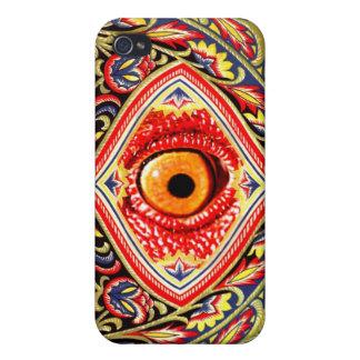 Ojo-Teléfono iPhone 4/4S Funda