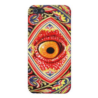Ojo-Teléfono iPhone 5 Cárcasa
