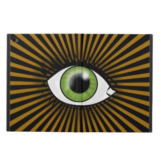 Ojo verde solar