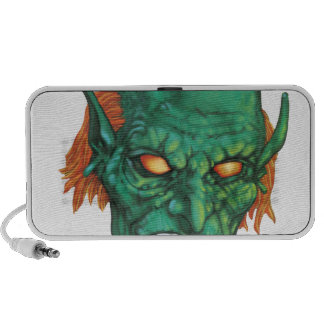 Ojos 2do Ed del Goblin de IMBH iPod Altavoz