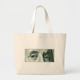 Ojos de Ben Franklin Bolsas De Mano