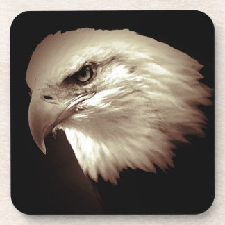 Ojos de Eagle Posavasos De Bebida