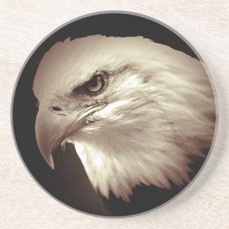 Ojos de Eagle Posavasos Personalizados