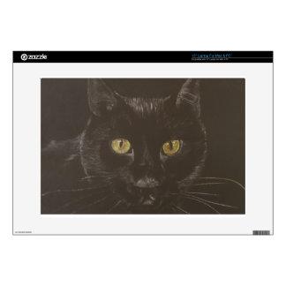 Ojos de gato 38,1cm portátil calcomanía