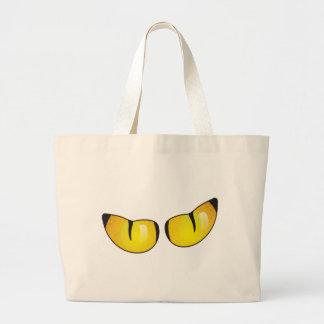 Ojos de gato bolsa